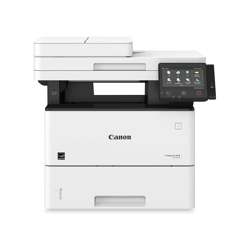 Canon imageCLASS D1650 Wireless Monochrome All-In-One Laser Printer