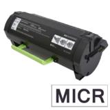 Lexmark 51B1000 Compatible MICR Black Toner Cartridge