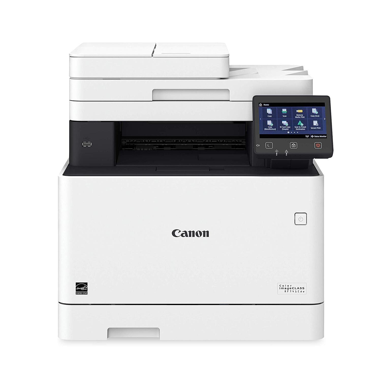 Canon imageCLASS® MF741Cdw Wireless Color Laser All-In-One Printer