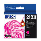 Epson 212XL T212XL320-S Original Magenta Ink Cartridge High Yield