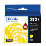Epson 212XL T212XL420-S Original Yellow Ink Cartridge High Yield