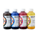 Dye Sublimation Ink for Epson, 4-Color Combo, 100 ml / Bottle, Standard