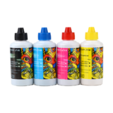Dye Sublimation Ink for Epson, 4-Color Combo, 100 ml / Bottle, Premium