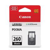 Canon PG-260 Original Black Ink Cartridge (3707C001)