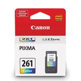 Canon CL-261 Original Color Ink Cartridge (3725C001)