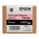 Epson T850 T850600 Original UltraChrome Vivid Light Magenta Ink Cartridge