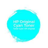 HP 206A W2111A Original Cyan Toner Cartridge