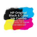 HP 982A T0B23A T0B24A T0B25A T0B26A Original Ink Cartridge Combo BK/C/M/Y