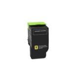 Lexmark C2310Y0 Remanufactured Yellow Toner Cartridge