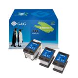 Remanufactured HP 67XL Eco-Saver Black Ink Cartridge High Yield 3PK Combo