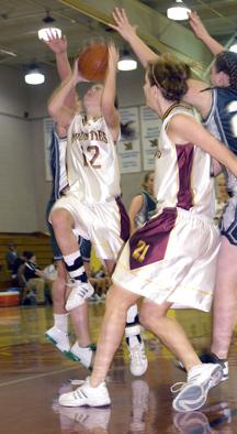 Natalie Owens basketball