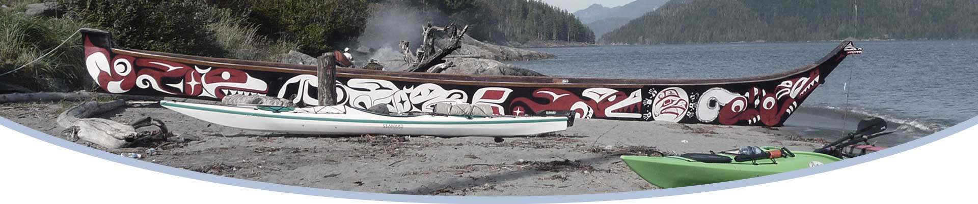 kayaking multi-day tours in tofino