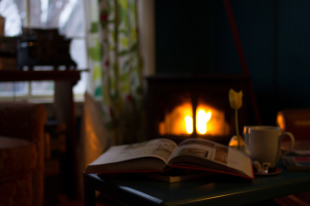 How to safely start up your wood stove or fireplace this winter season