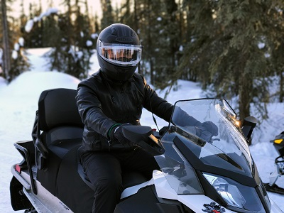 Don't hit the snowmobile trails without proper insurance coverage this winter