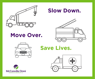 Slow Down. Move Over. It's the Law, and They're Our Loved Ones