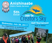 6th Annual Under the Creator's Sky Golf Tournament