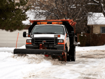 Bill 118 - Good news for snow removal operators