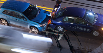 What do you need to do about insurance if you are in an car accident?