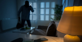 What can I do to protect my home from burglary?