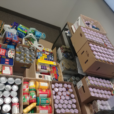 Food Bank Donation 3