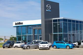 Achilles Mazda of Milton Review, Mazda Dealer in Milton, Ontario
