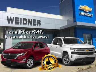 Weidner Motors Ltd. in Lacombe, Alberta