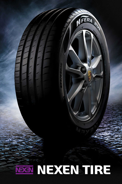 Get a $40-mail-in rebate when you buy a set of 4 selected Nexen tires
