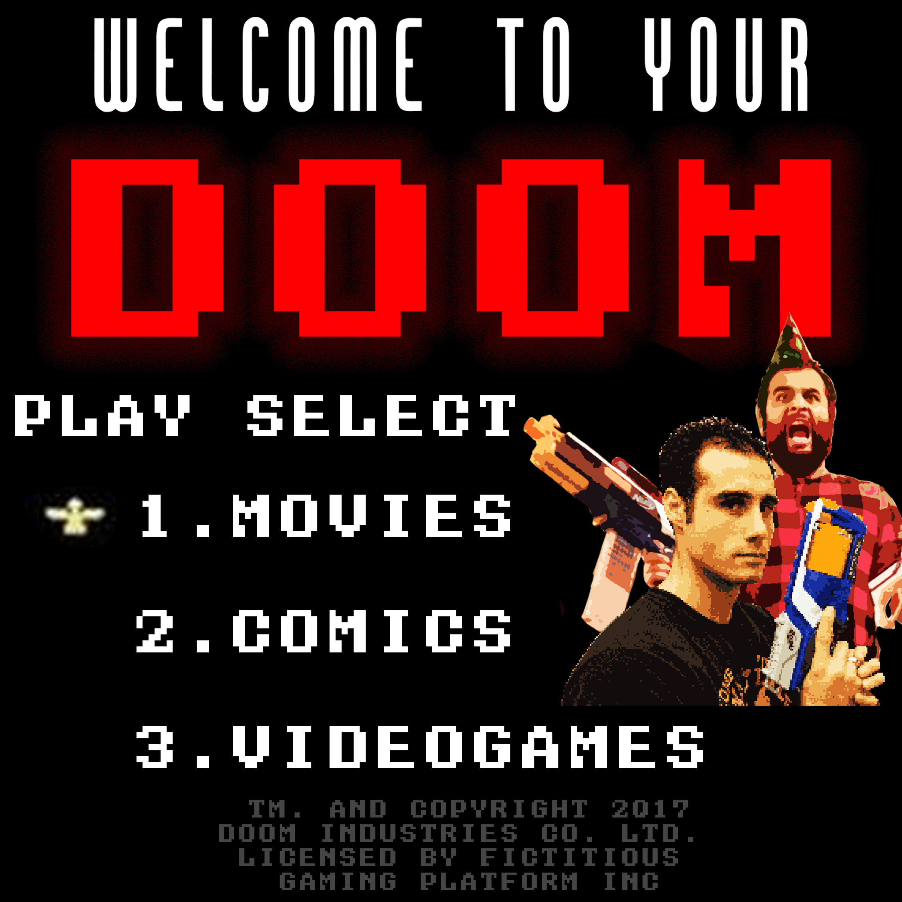 Welcome To Your Doom Show