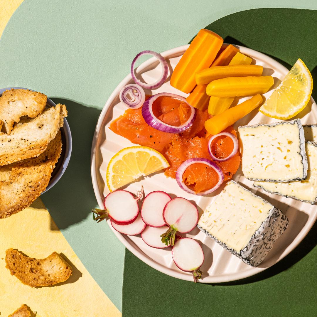 Les meilleurs plateaux de fromages à déguster en solo