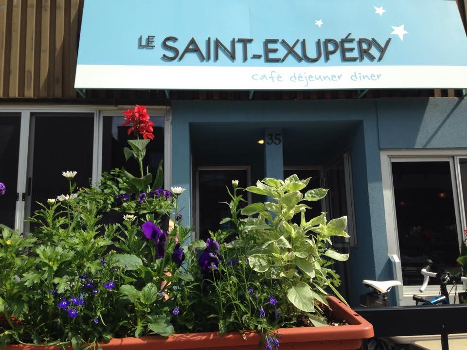 Le St-Exupéry