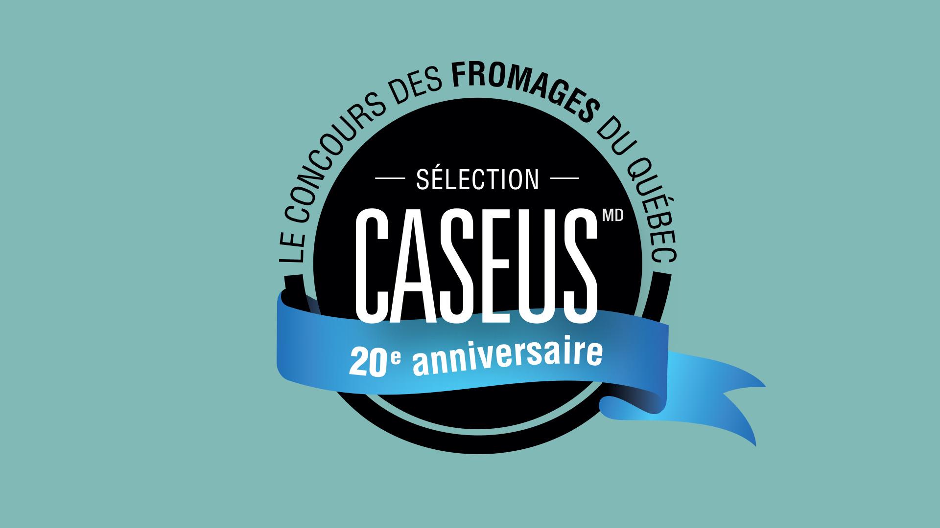 Lauréats de la 20eédition du concours sélection Caseus