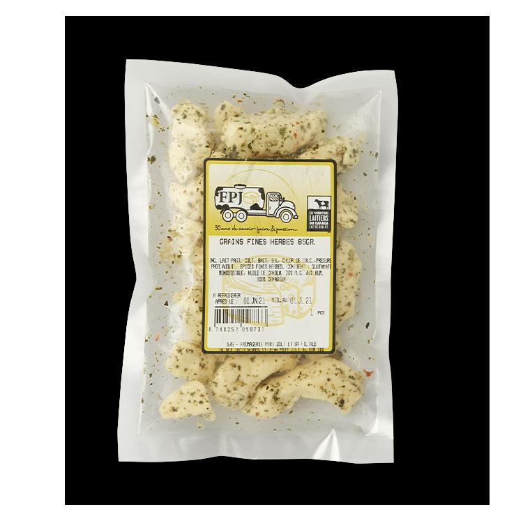 Cheddar Port-Joli en Grains aux Fines Herbes
