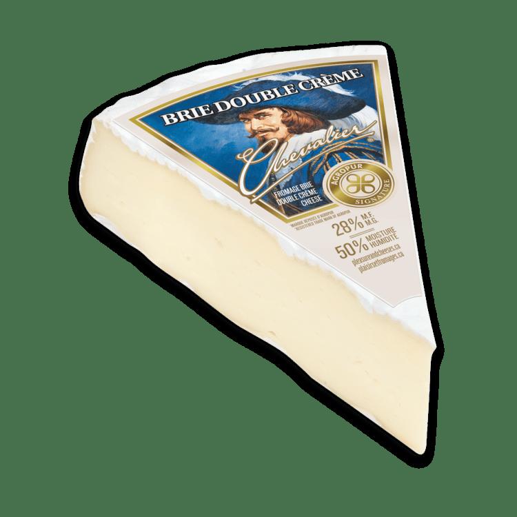 Brie Chevalier Double Crème
