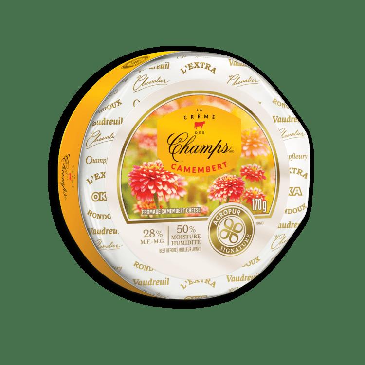 Camembert La Crème des Champs
