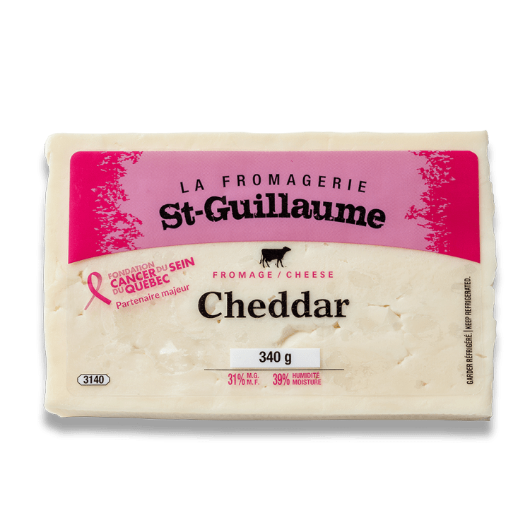 Cheddar St-Guillaume