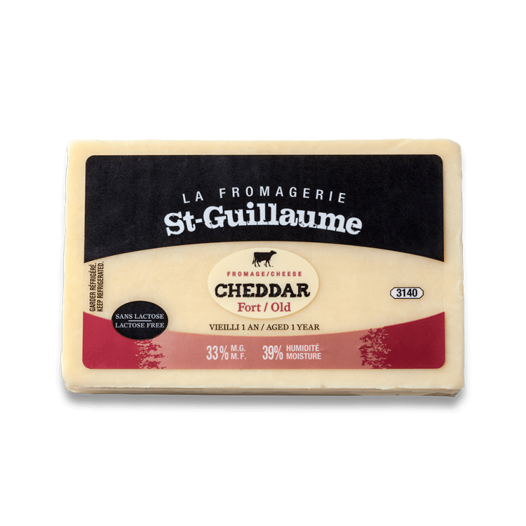 Cheddar St-Guillaume Vieilli