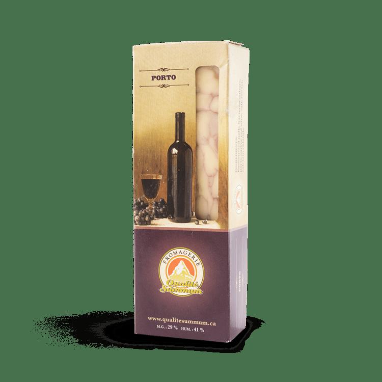 Cheddar Qualité Summum au Porto