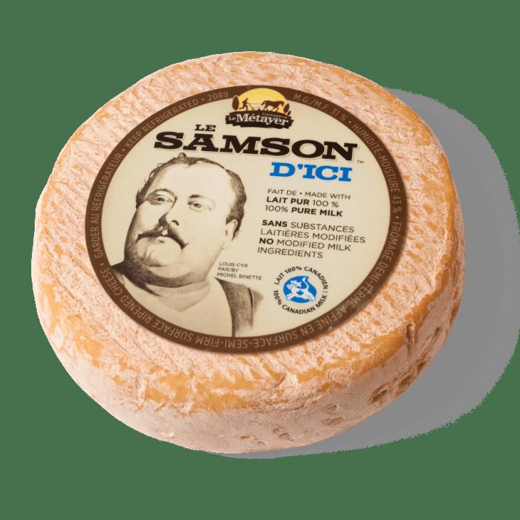 Le Samson d'ici