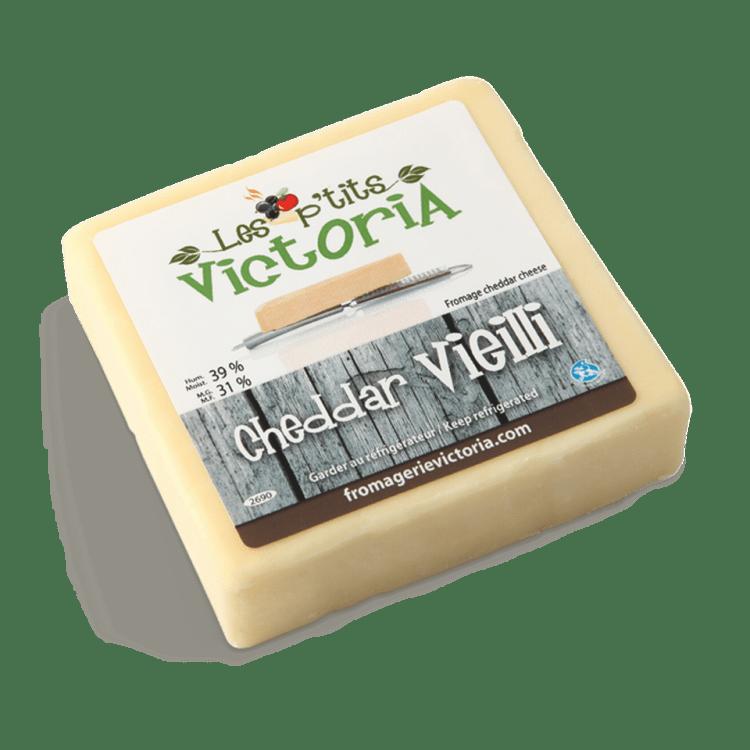Cheddar Les P'tits Victoria Vieilli