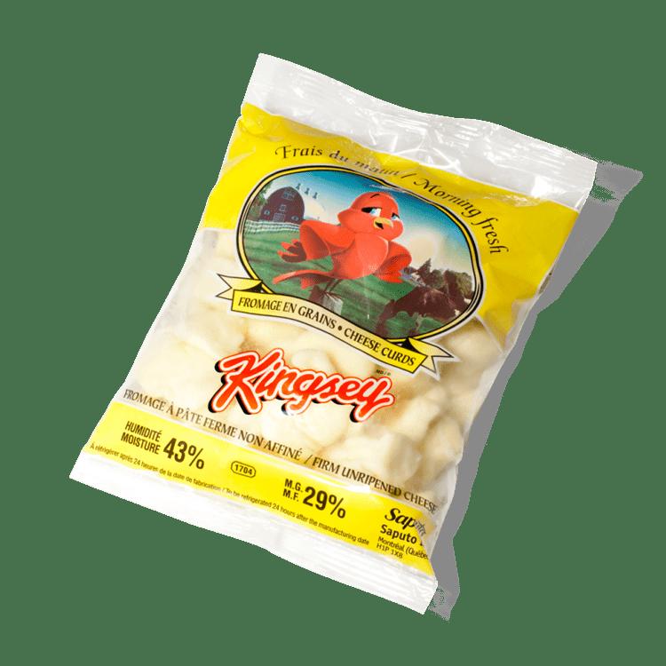 Cheddar Kingsey en Grains