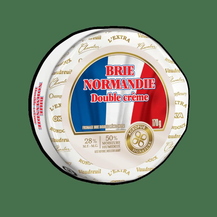 Brie Normandie Double Crème