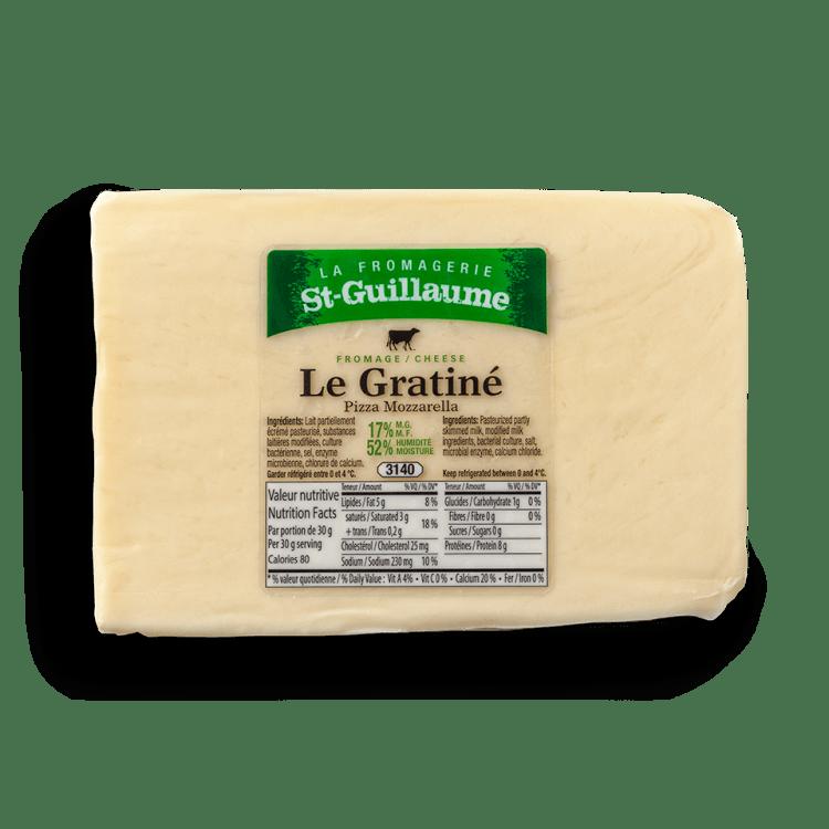Le Gratiné St-Guillaume