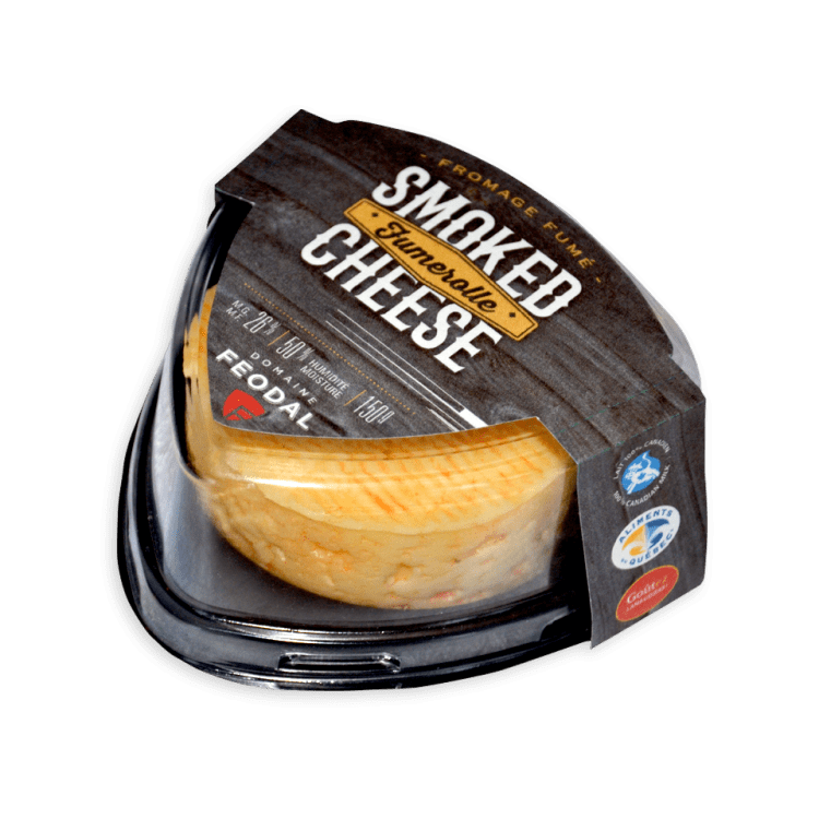 Fumerolle Smoked Cheese