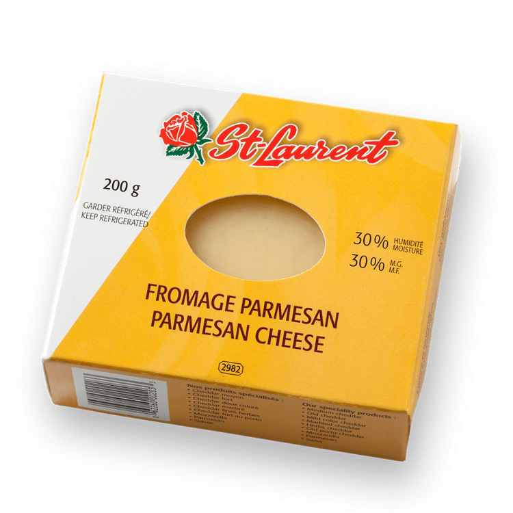 Parmesan St-Laurent