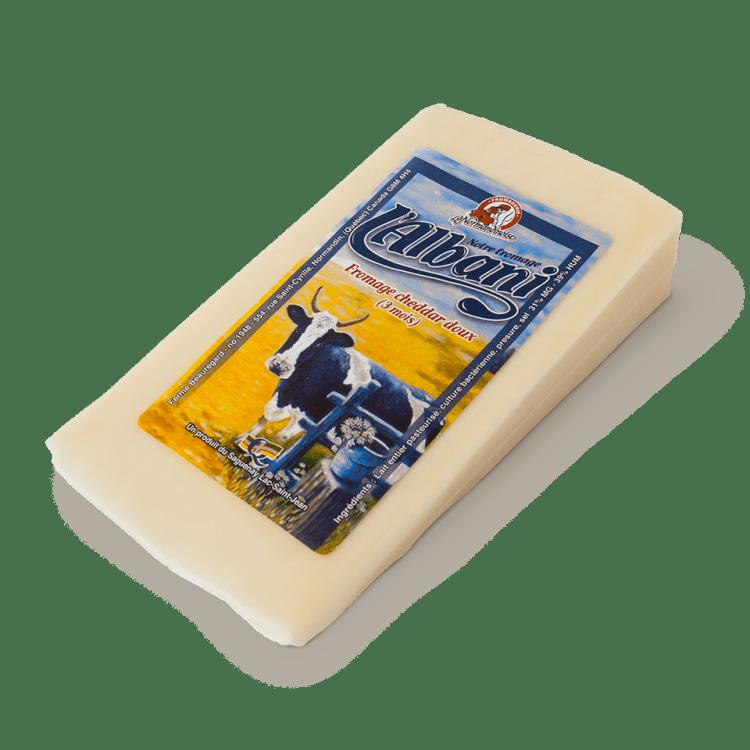 Cheddars La Normandinoise Vieillis