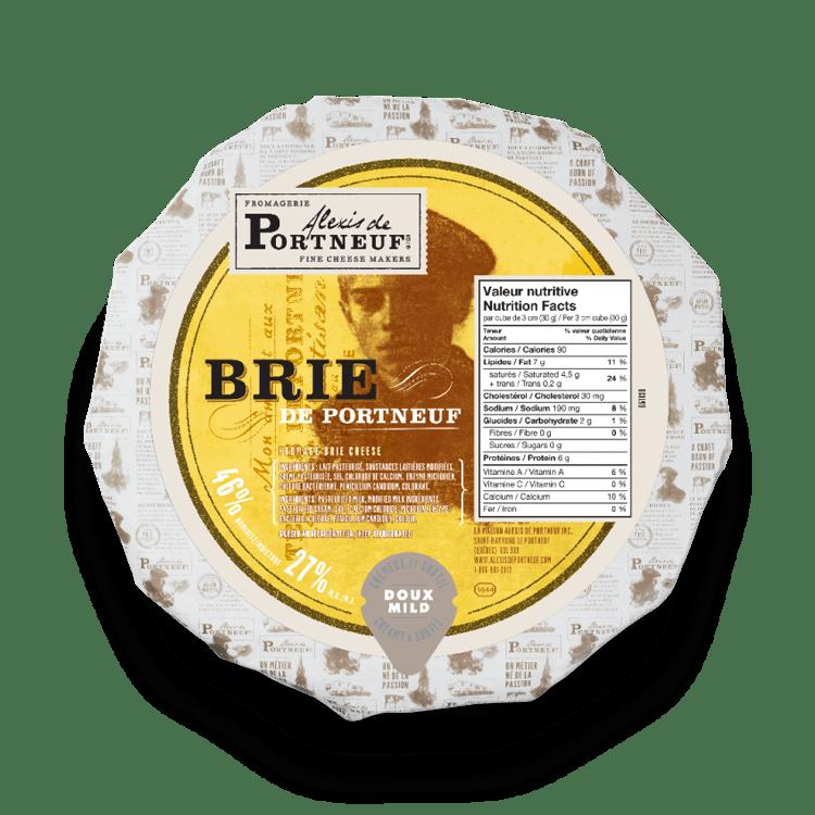 Brie de Portneuf
