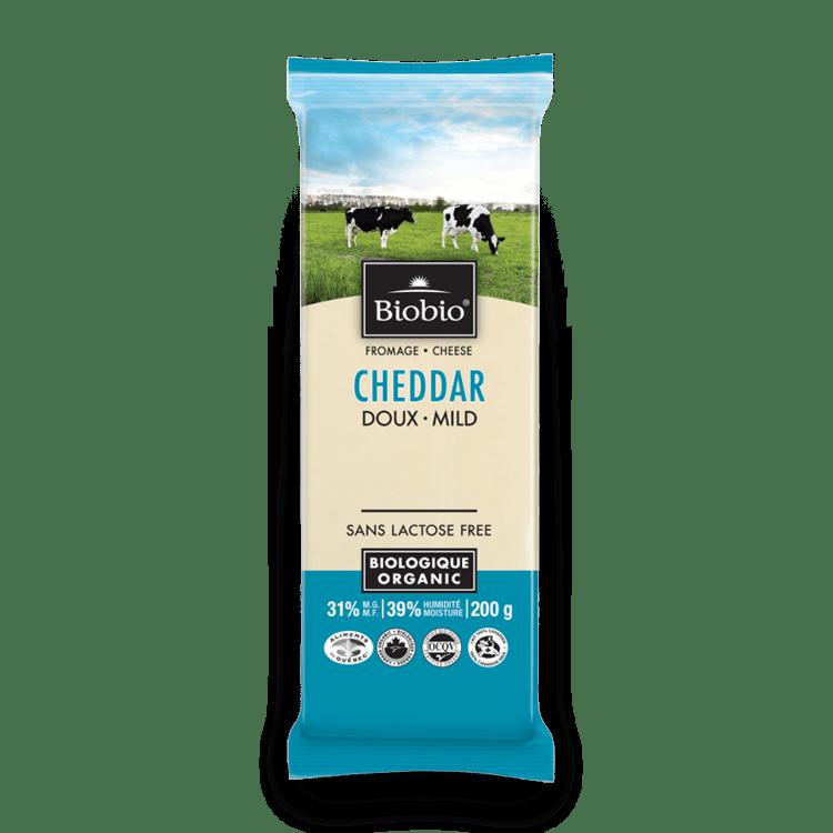 Biobio Cheddar Doux
