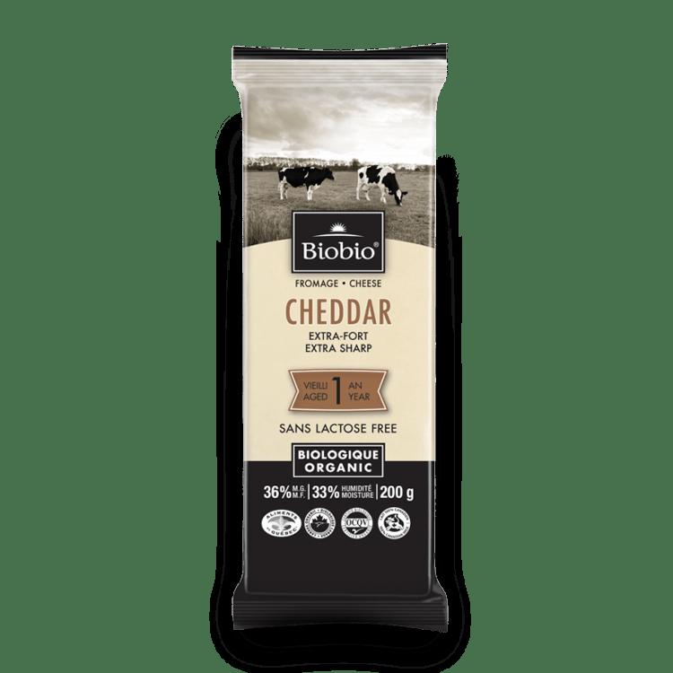 Biobio Cheddar Extra-Fort 1 an