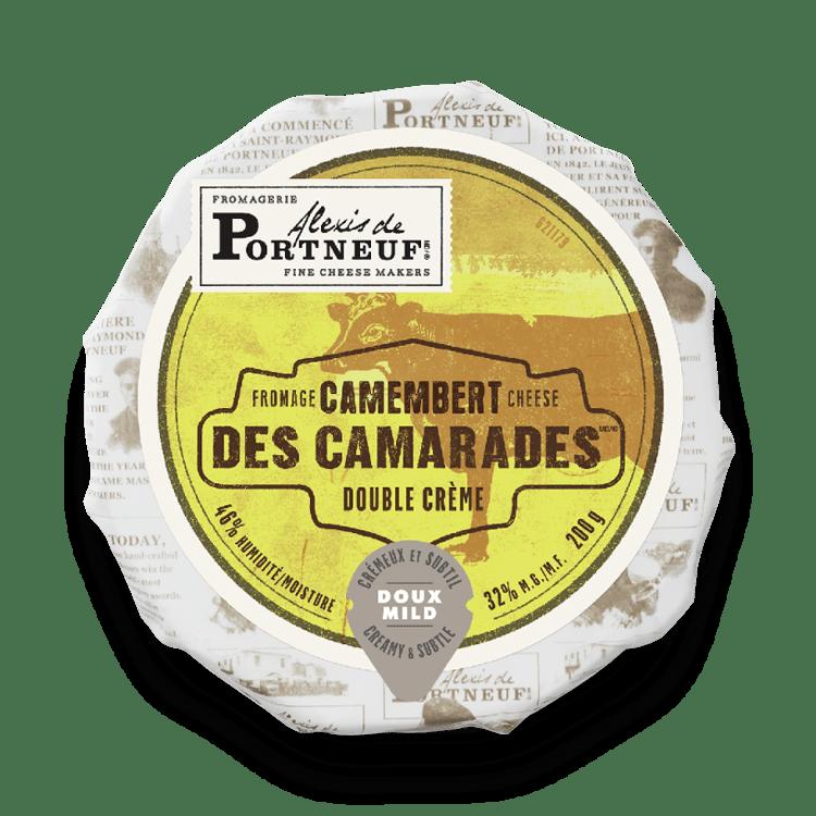 Camembert des Camarades