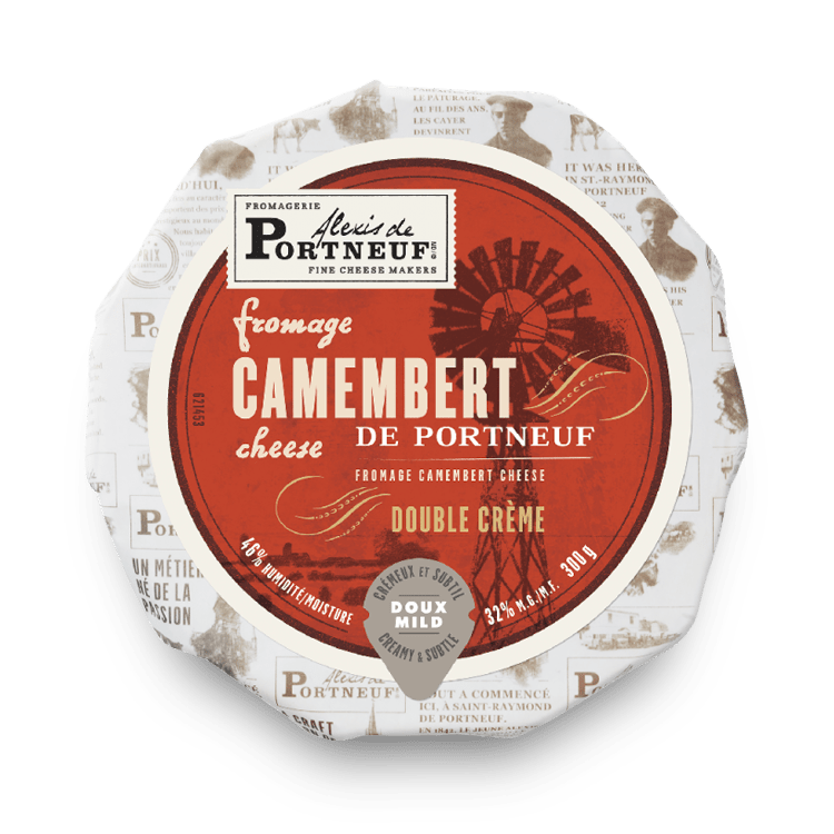 Camembert de Portneuf